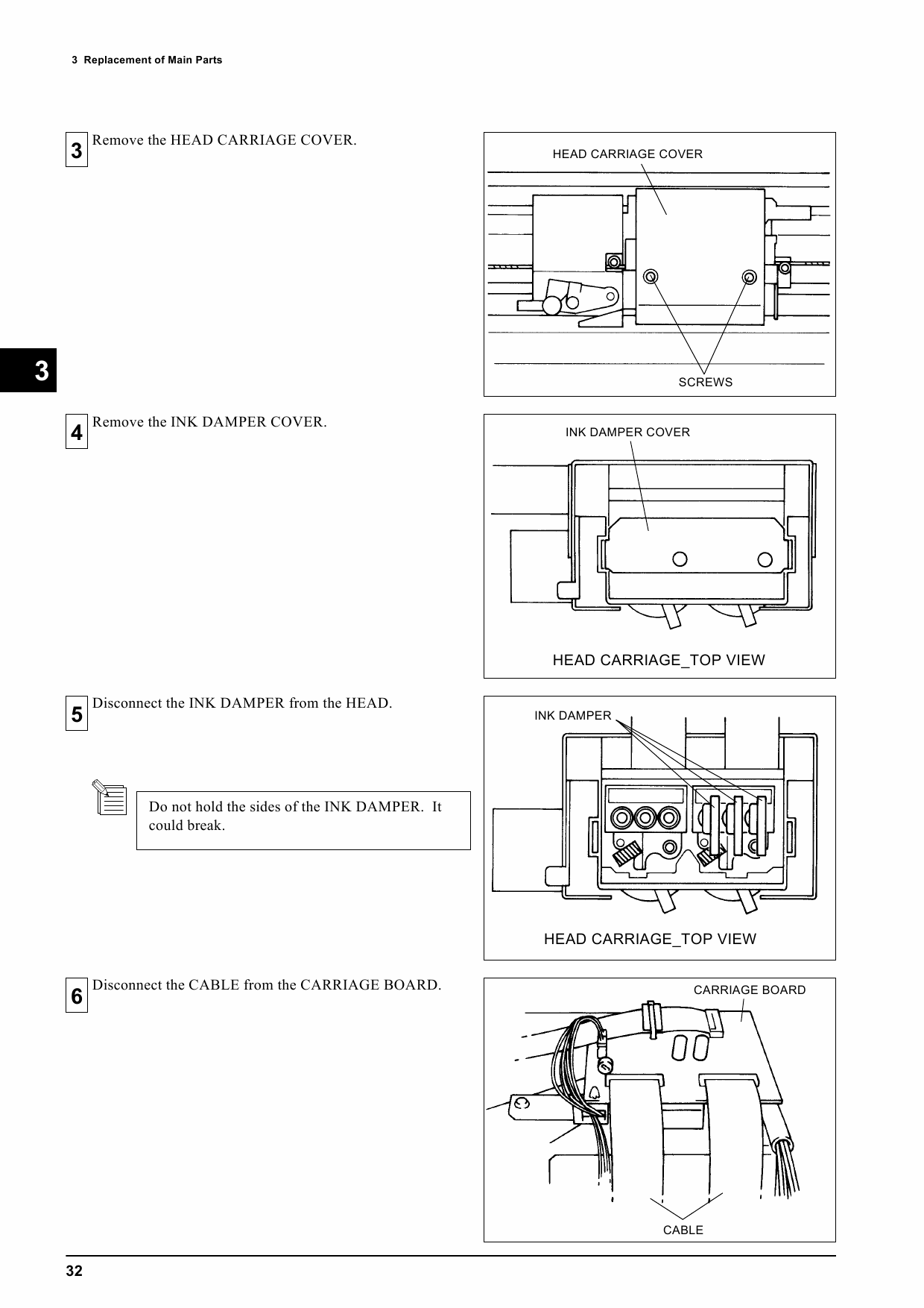 Roland Hi-Fi-JET FJ 52 42 Service Notes Manual-4